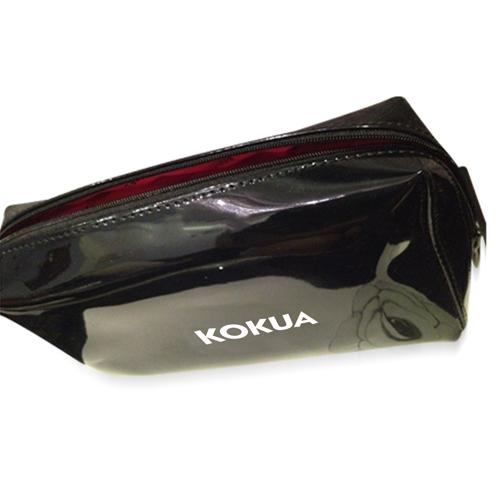 Vinyl Cosmetic Bag For Women