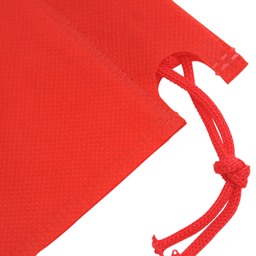 Nonwoven Drawstring Shoe Bag Image 7