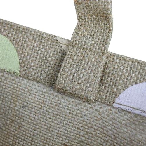 Large Jute Hemp Bag
