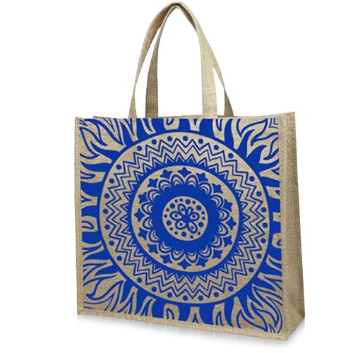 Natural Shopping Jute Bag