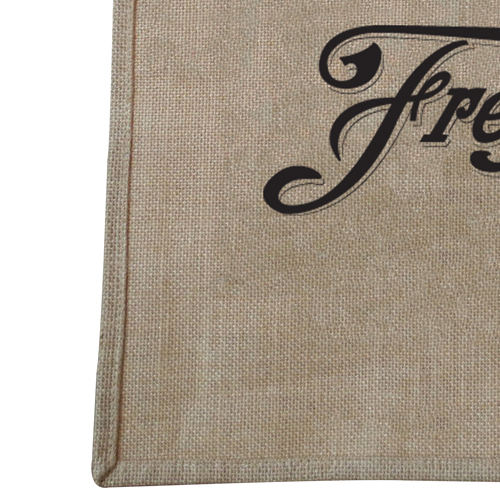 Eco-Friendly Jute Shopping Bag Image 3