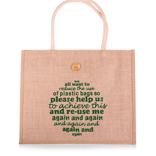 Jute Eco Shopping Bag