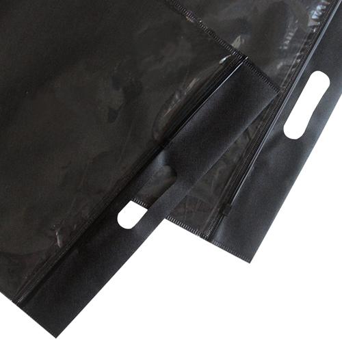 Non-Woven Clothing Ziplock Bag