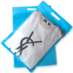 Non-Woven Transparent Garment Bag