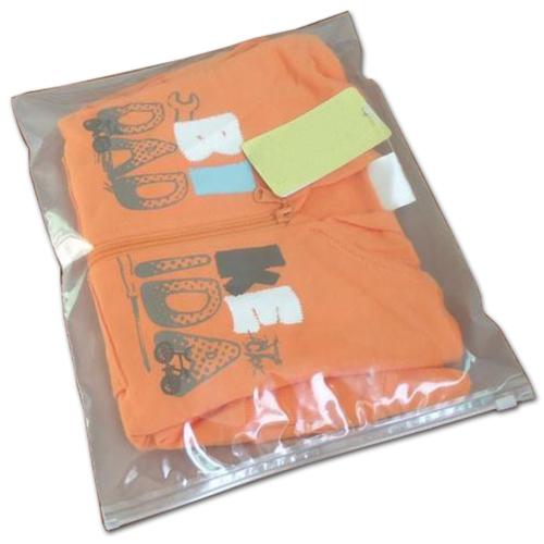 Frosted Zipper Garment Bag