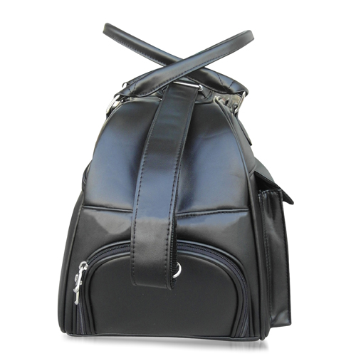 Waterproof Leather Golf Travel Bag