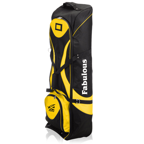 Padded Golf Travel Bag With Wheel