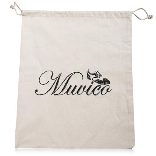 Cotton Drawstring Laundry Bag
