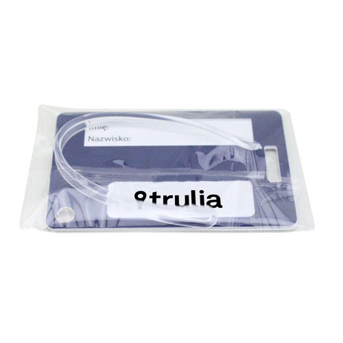 Credit Card Size Luggage Tag