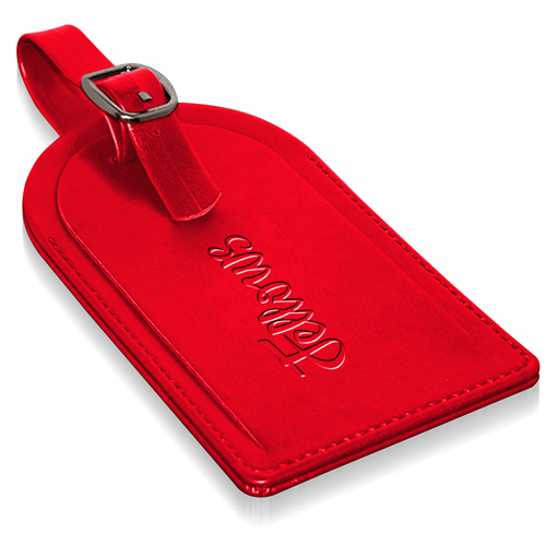 Travel Leather Luggage Tag