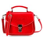 Womens Leather Cross Body Bag