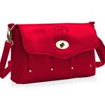 Leather Classic Style Handbag