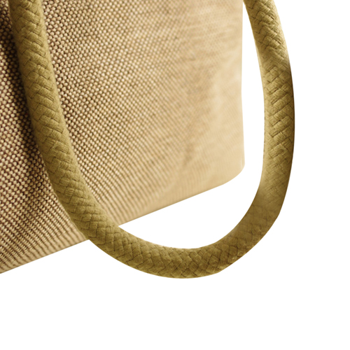 Fashion Linen Shoulder Bag