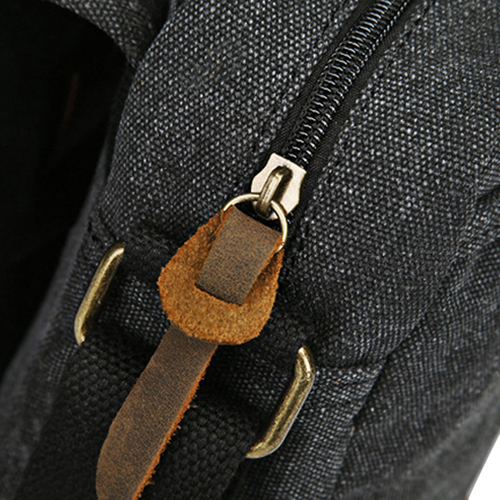 Canvas Satchel Messenger Bag