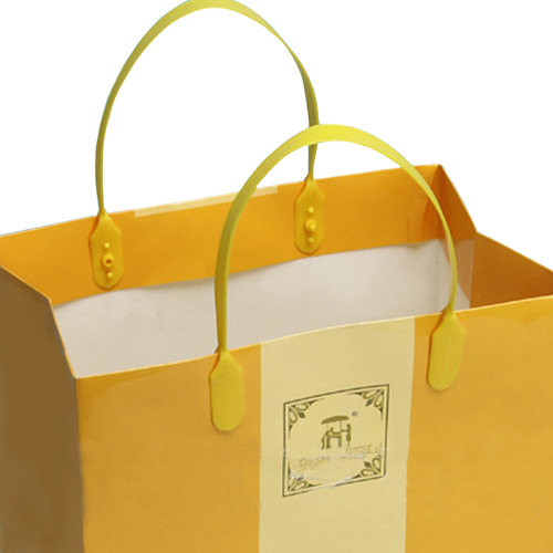 Ivory Board Shopping Bag