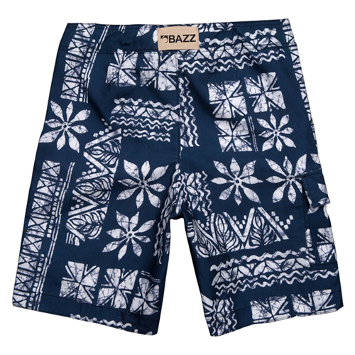 Floral Pattern Shorts