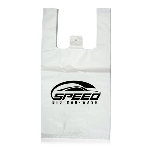 Singlet Plastic Carry Bag