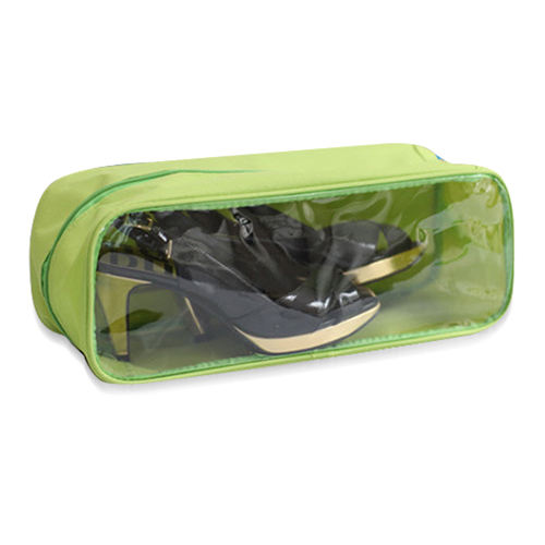 Travel Transparent Hanging Shoe Bag