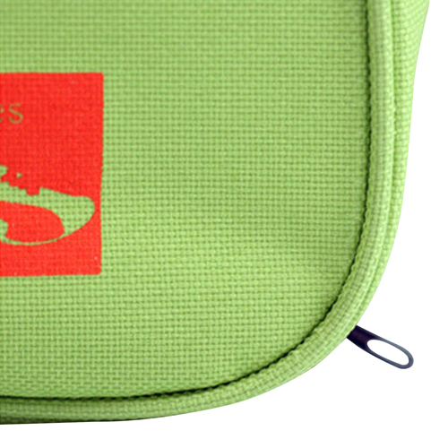 Travel Transparent Hanging Shoe Bag Image 8