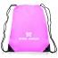 Polyester Drawstring Backpack Bag