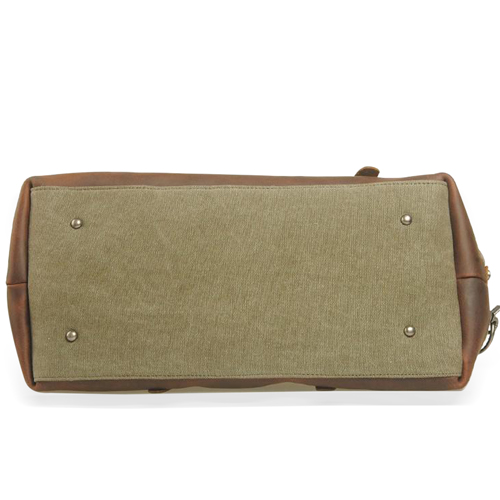 Casual Canvas Travel Duffel Bag