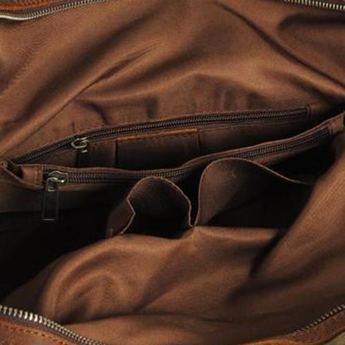 Casual Canvas Travel Duffel Bag
