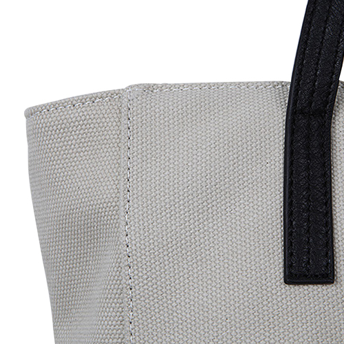 Canvas Meeting Trim Tote Image 14
