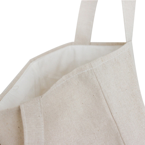 Natural 8 Oz Canvas Tote Bag