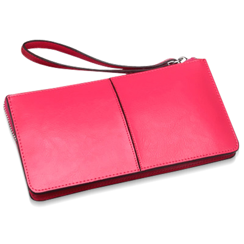 Stylish Leather Wallet Pouch