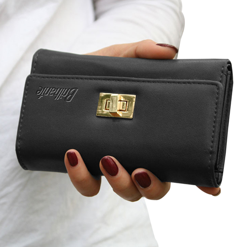 Cross Womens Leather Clutch