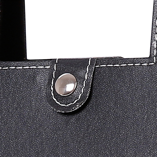 Double Vessel Leather Wine Bag