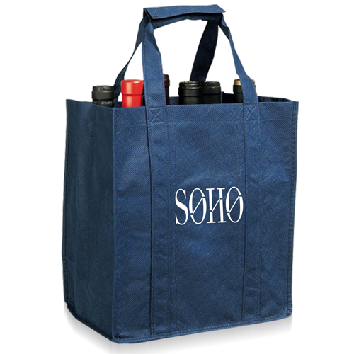 9 Bottle Carrier Tote Bag Image 1