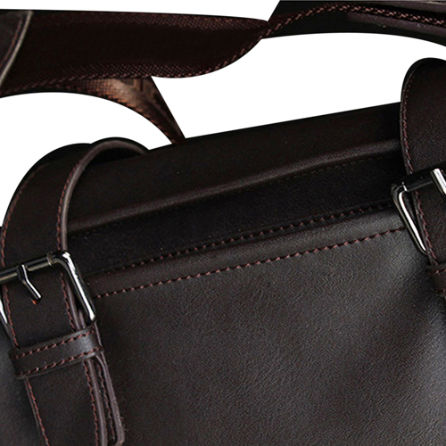Punched Business Briefcase Bag