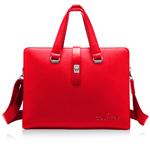 Cowhide Leather Shoulder Bag