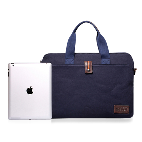 Laptop Canvas Messenger Bag