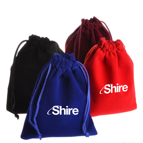 Drawstring Lint Pouch