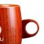 Zizyphus Jujube Wood Beer Mug Image 3