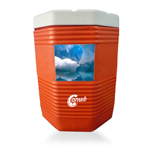Round Shape 10 Gallon Water Cooler Image 2