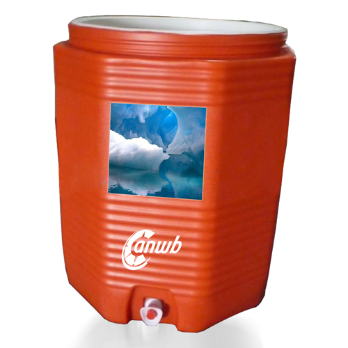 Round Shape 10 Gallon Water Cooler Image 3