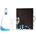 Wine Magic Decanter Pourer Set