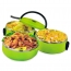 Round Heat Insulated Lunch Box Image 4