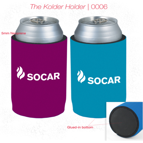 Neoprene Koozie Can Cooler Image 3
