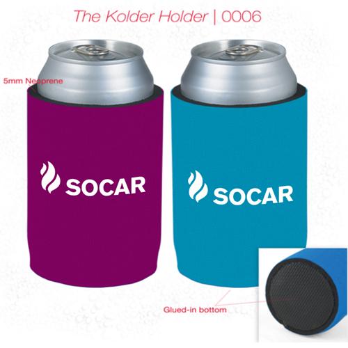 Neoprene Koozie Can Cooler