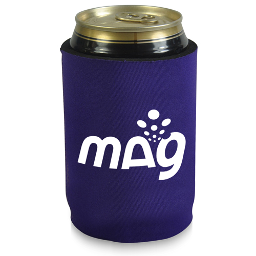Koozie Neoprene Beverage Can Cooler Image 1