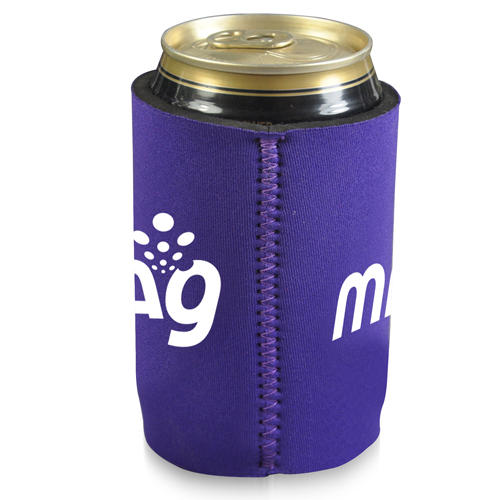 Koozie Neoprene Beverage Can Cooler Image 2