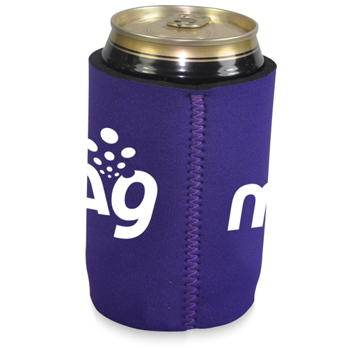 Koozie Neoprene Beverage Can Cooler Image 3