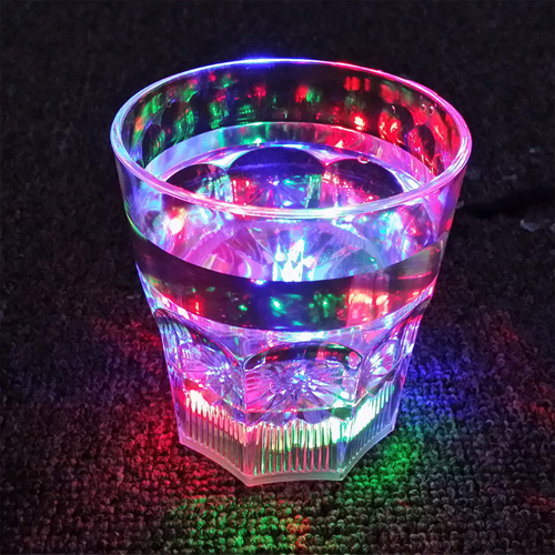 LED Light Up Multicolor Cup