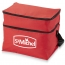 Double Compartment Lunch Cooler Bag Image 1