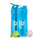 760 ML Blender Sports Shaker Bottle