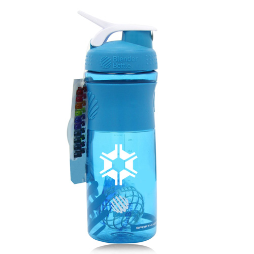 760 ML Blender Sports Shaker Bottle Image 1
